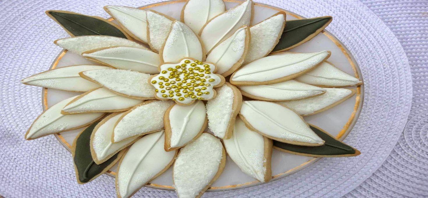 Печенье «Лепестки лотоса»
