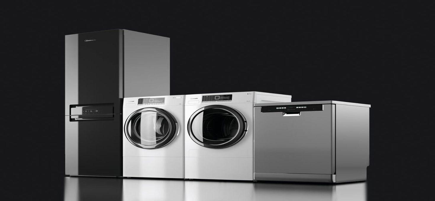 Восстанавливаем блеск холодильника и стиральной машины