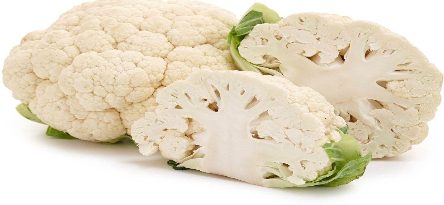 Сохраняем белый цвет цветной капусте при варке