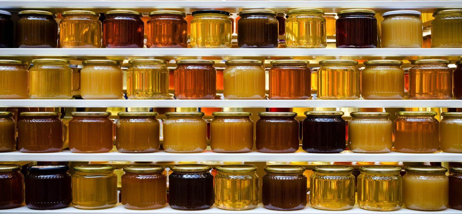 Чем отличаются разные виды мёда? Какие у них полезные свойства?