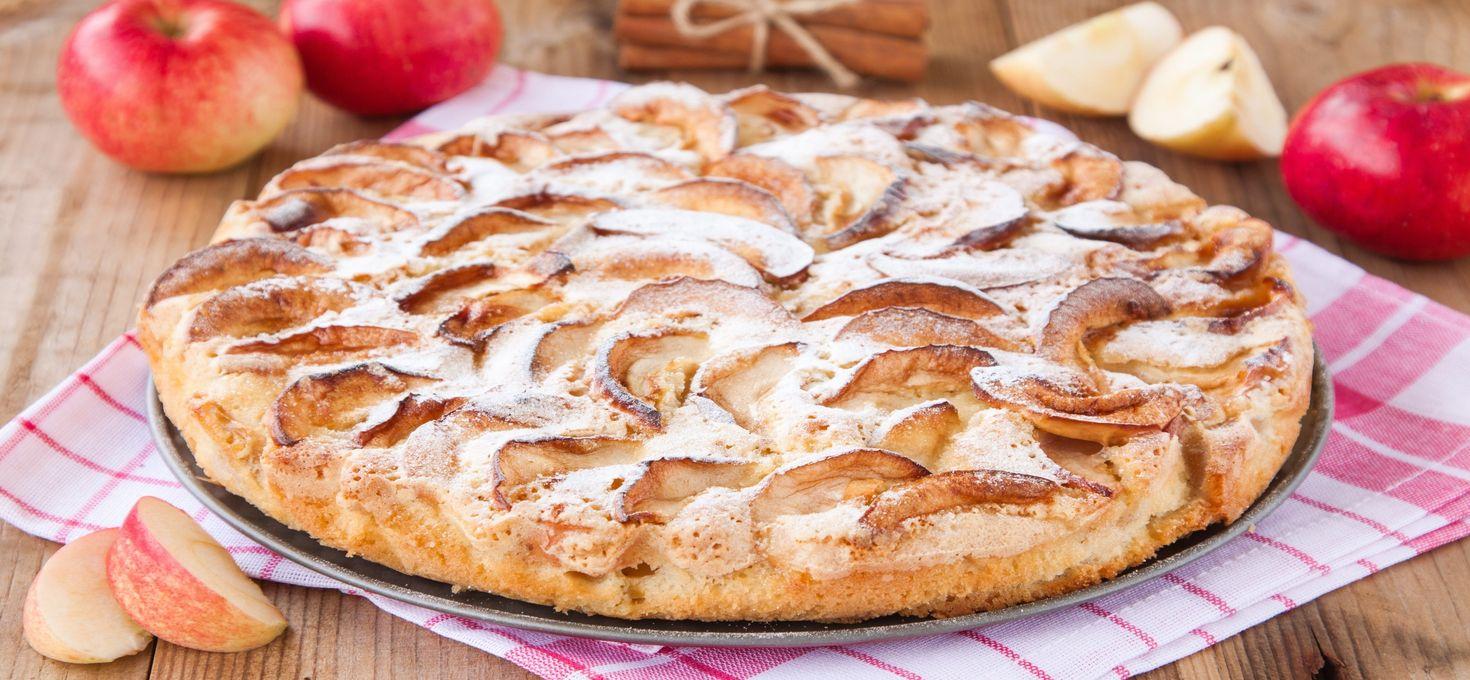 Пирог «гость на пороге»