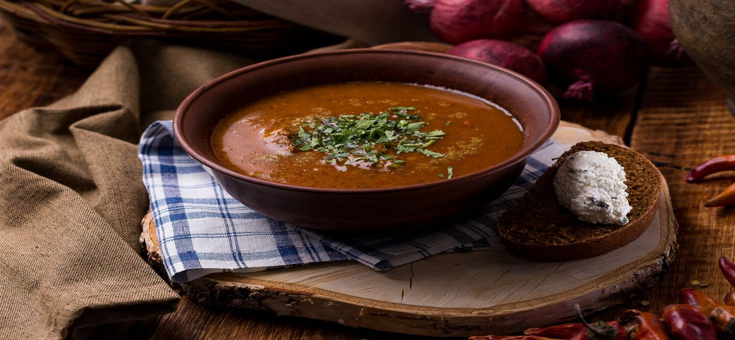 Суп харчо / АЗУ
